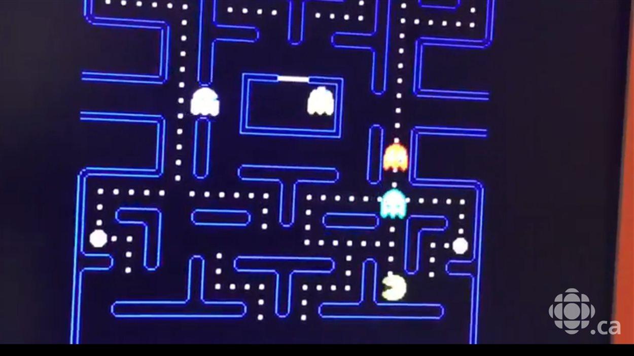 Le jeu vidéo Pac-Man