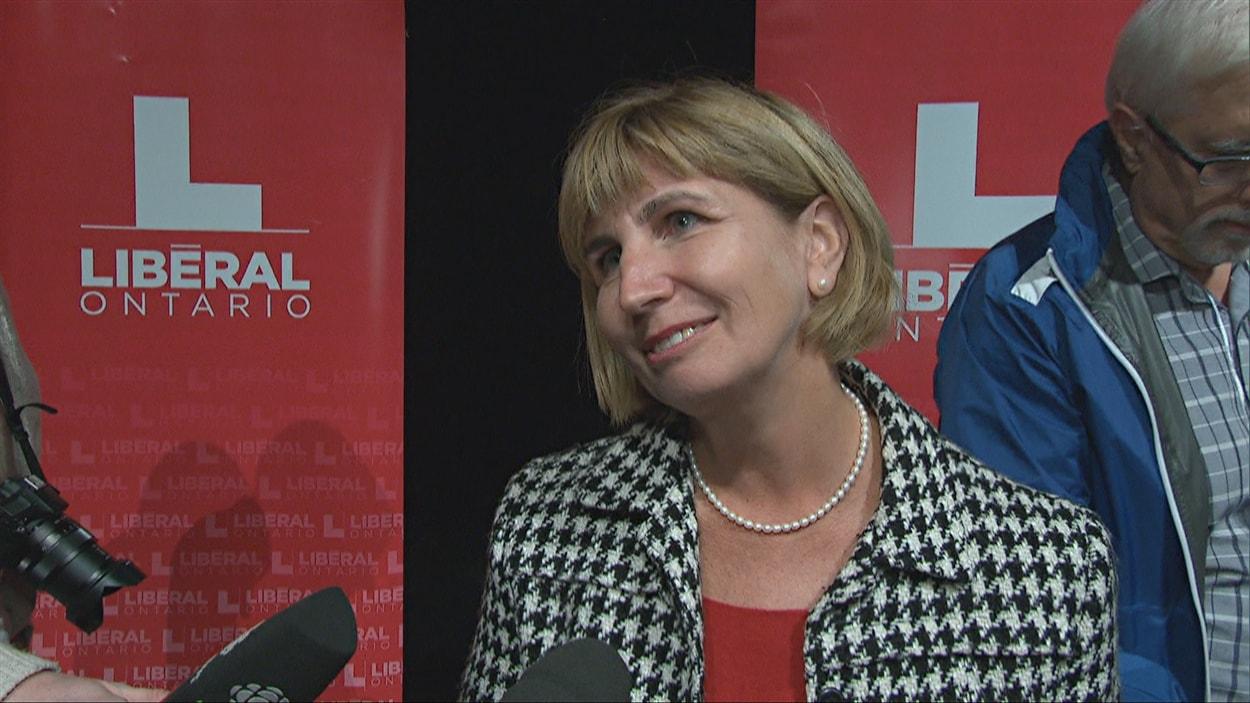 Nathalie Des Rosiers est la nouvelle candidate libérale dans Ottawa-Vanier.