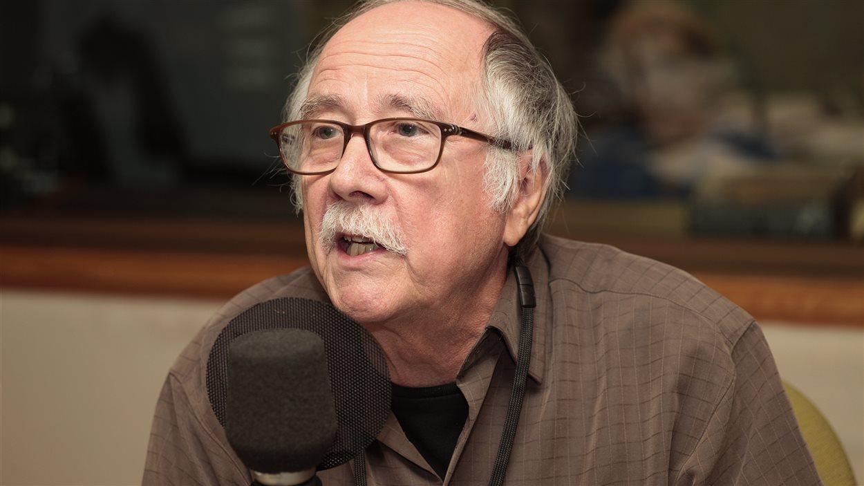 Norbert Spehner, spécialiste de la littérature policière
