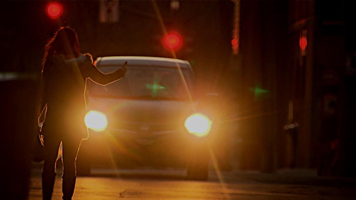 Prostitution de rue