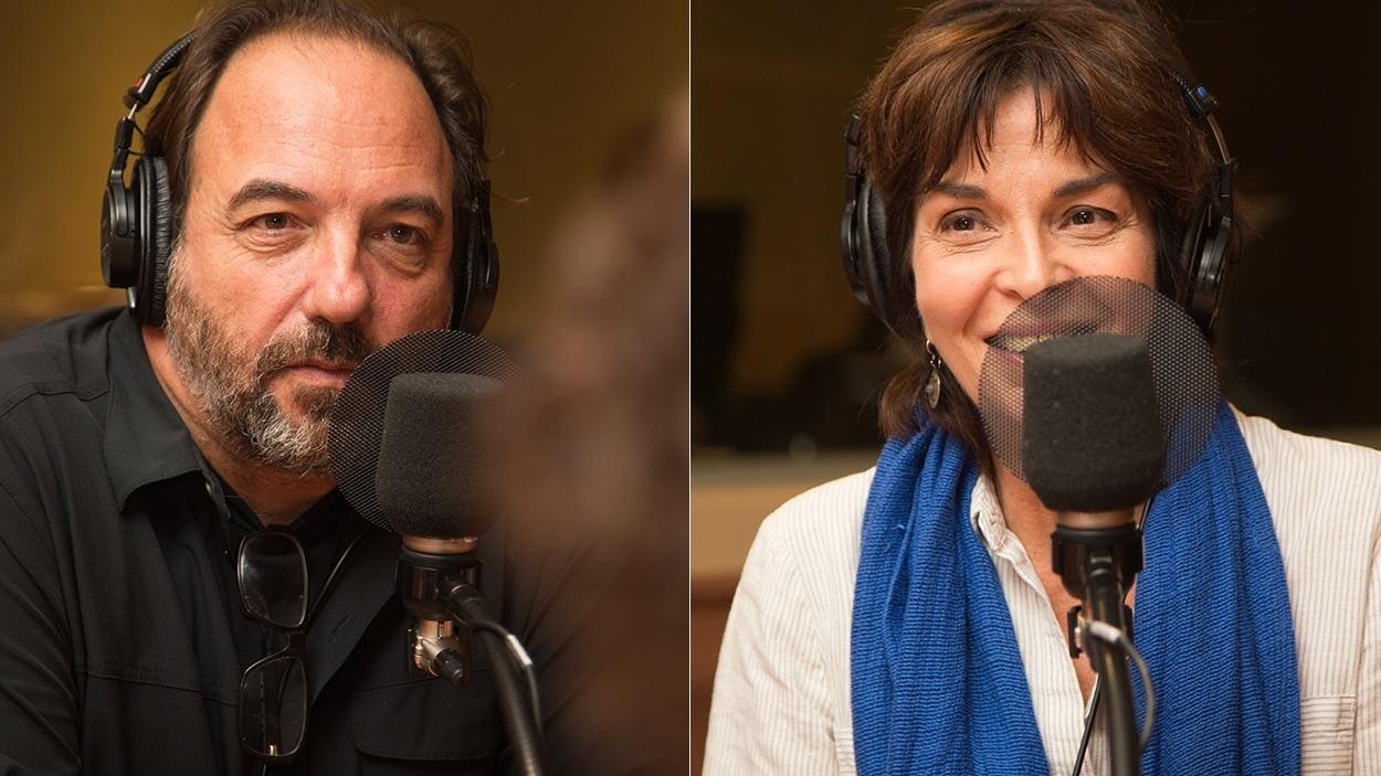 Denis Bernard et Micheline Bernard