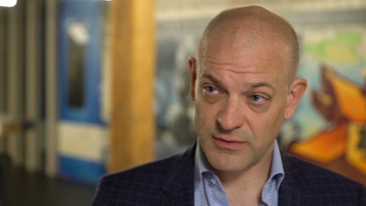 Marc-Antoine Ducas, président de Netlift