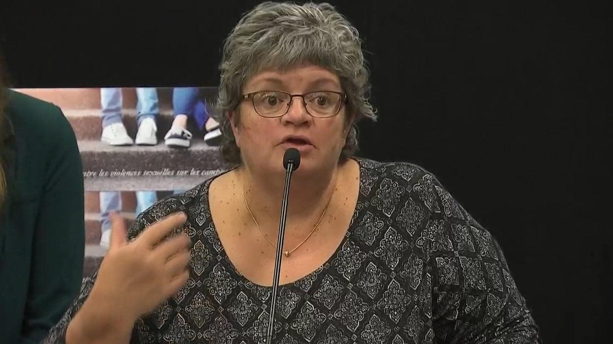Sarah Martinet, directrice générale du CIVAS Estrie-Montérégie