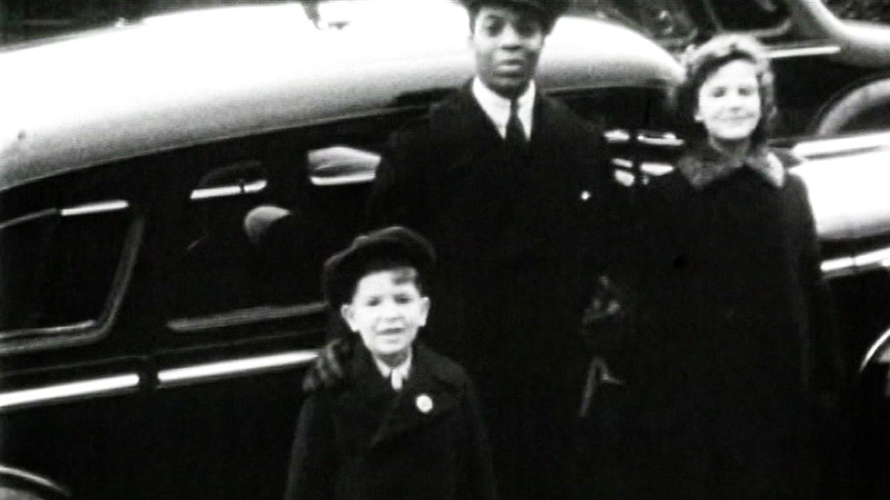 Leonard Cohen a passé son enfance à Westmount.