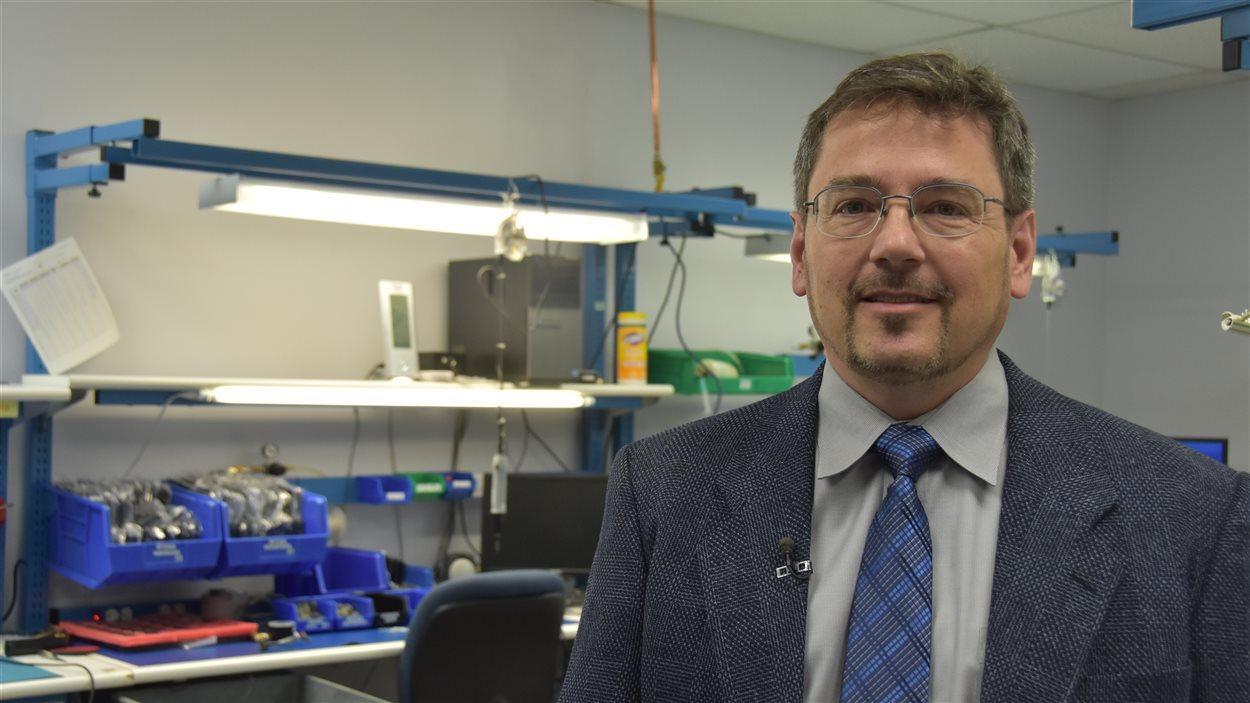 Wayne Wilkomm, PDG de Lifeloc Technologies