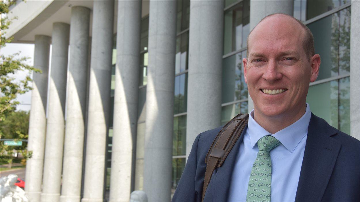 Colin McCallin, un avocat du Colorado qui se spécialise dans les cas de conduite avec facultés affaiblies