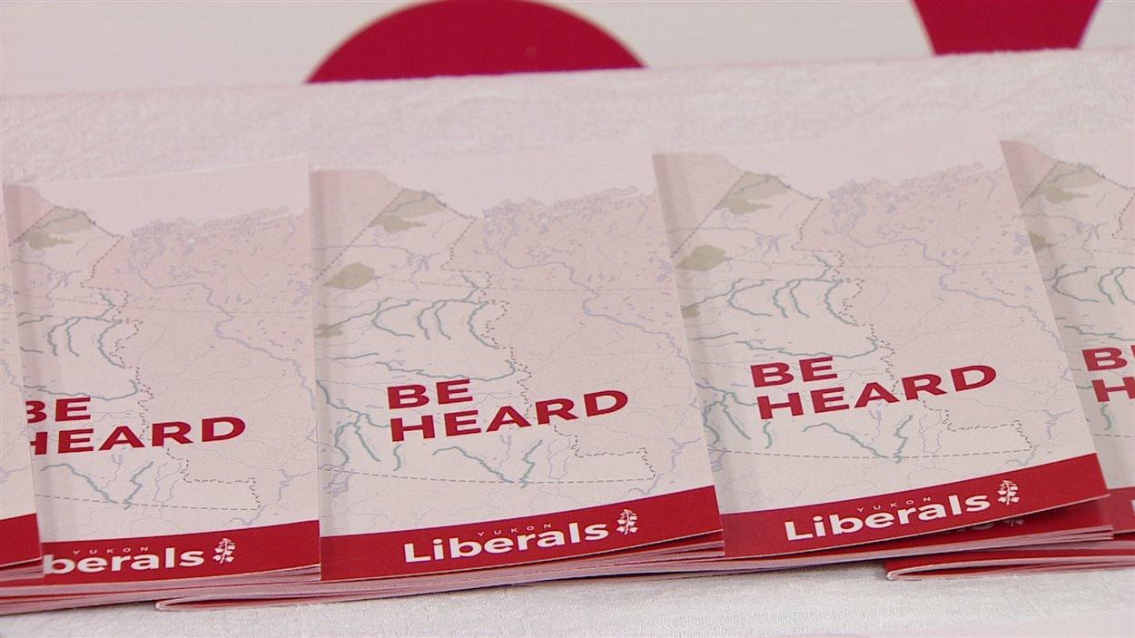 brochures de la plateforme