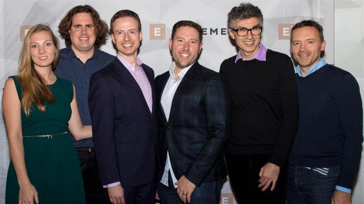 L'équipe de Element AI