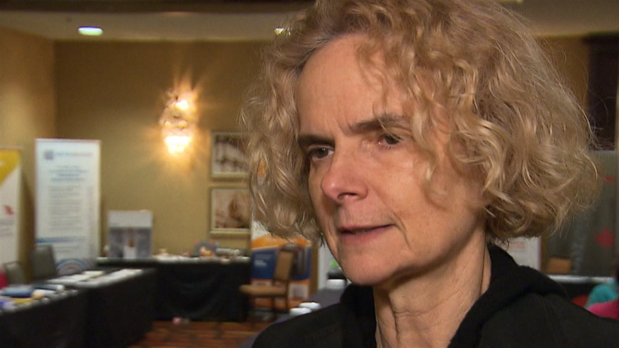 Nora Volkow, directrice du National Institute on Drug Abuse
