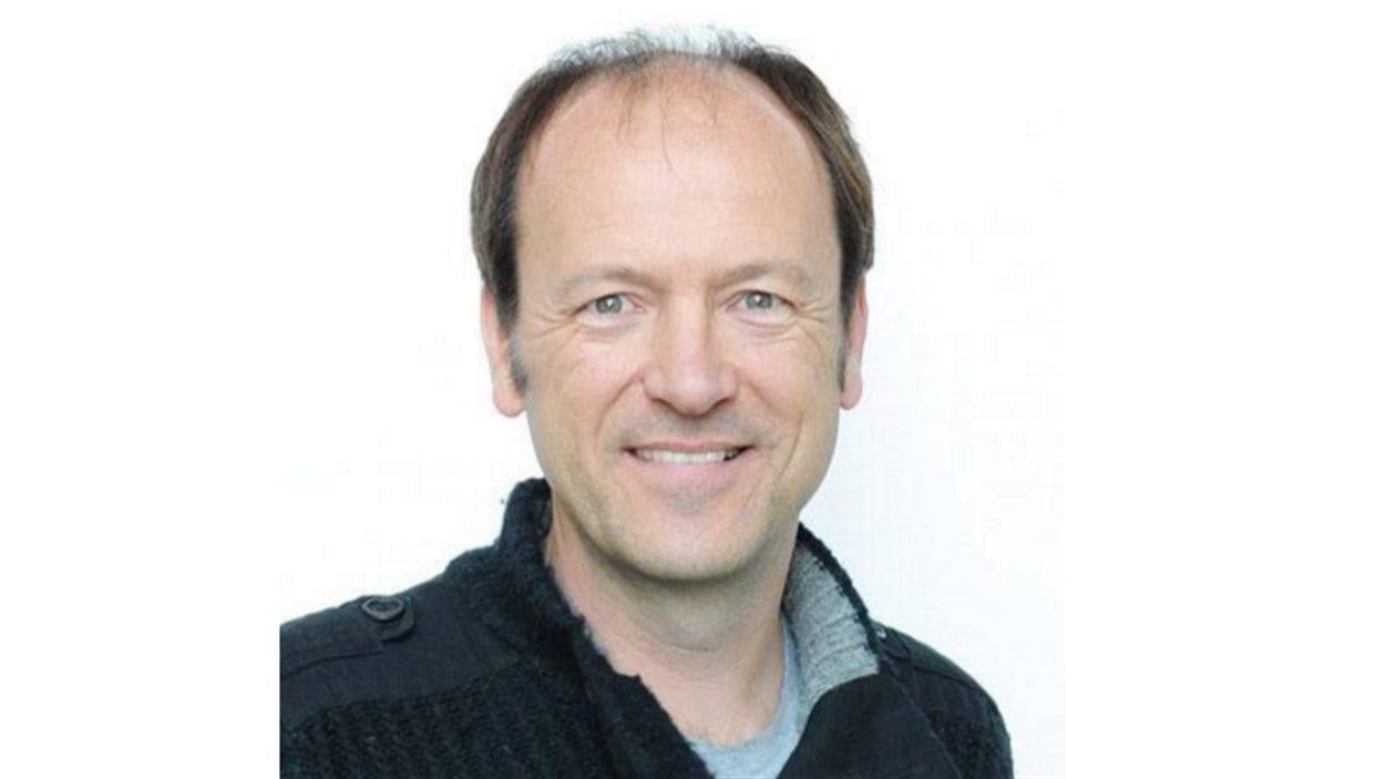 Le photographe Robert Côté