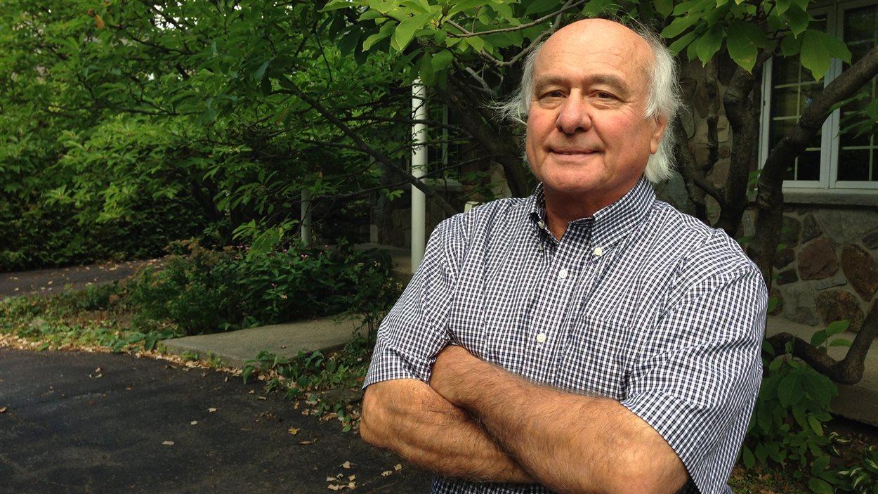 François Lamoureux, vice-président de l'Association canadienne de médecine nucléaire