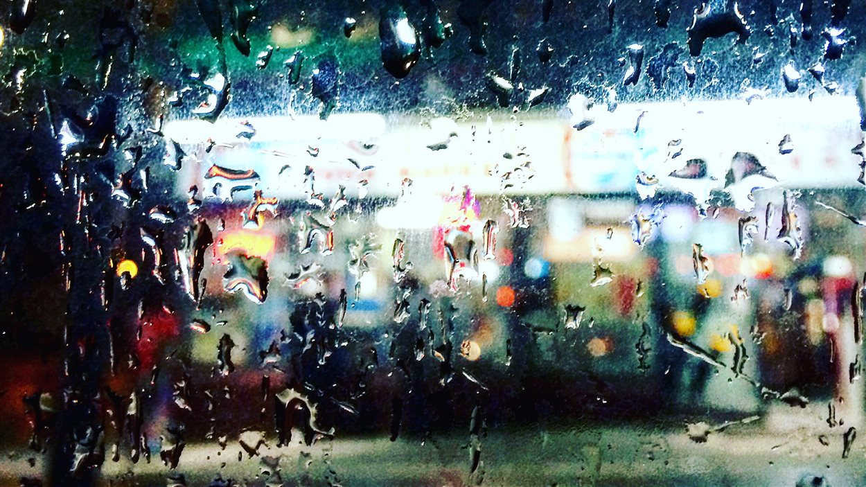 Nombre de jours de pluie record à Vancouver pour le mois d'octobre