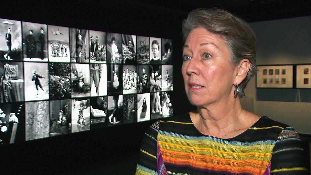 Hélène Samson, conservatrice, Archives photographiques Notman, Musée McCord