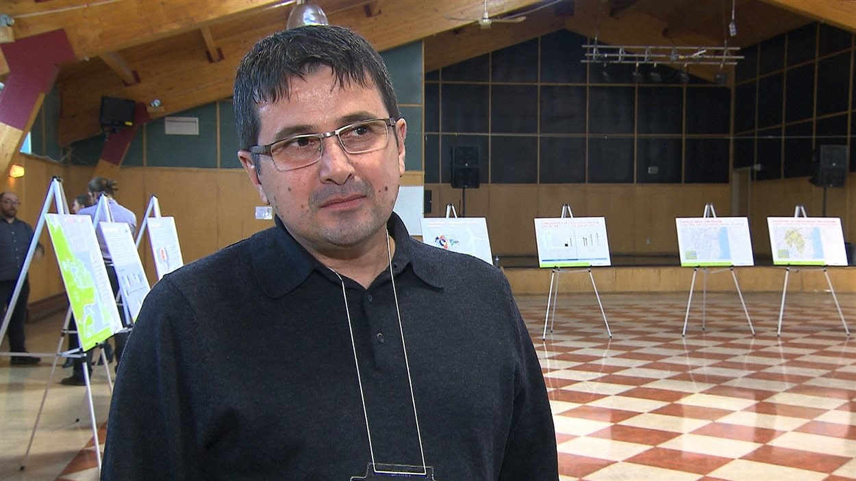 Marc Genest, directeur du développement économique, communauté innue d'Essipit.
