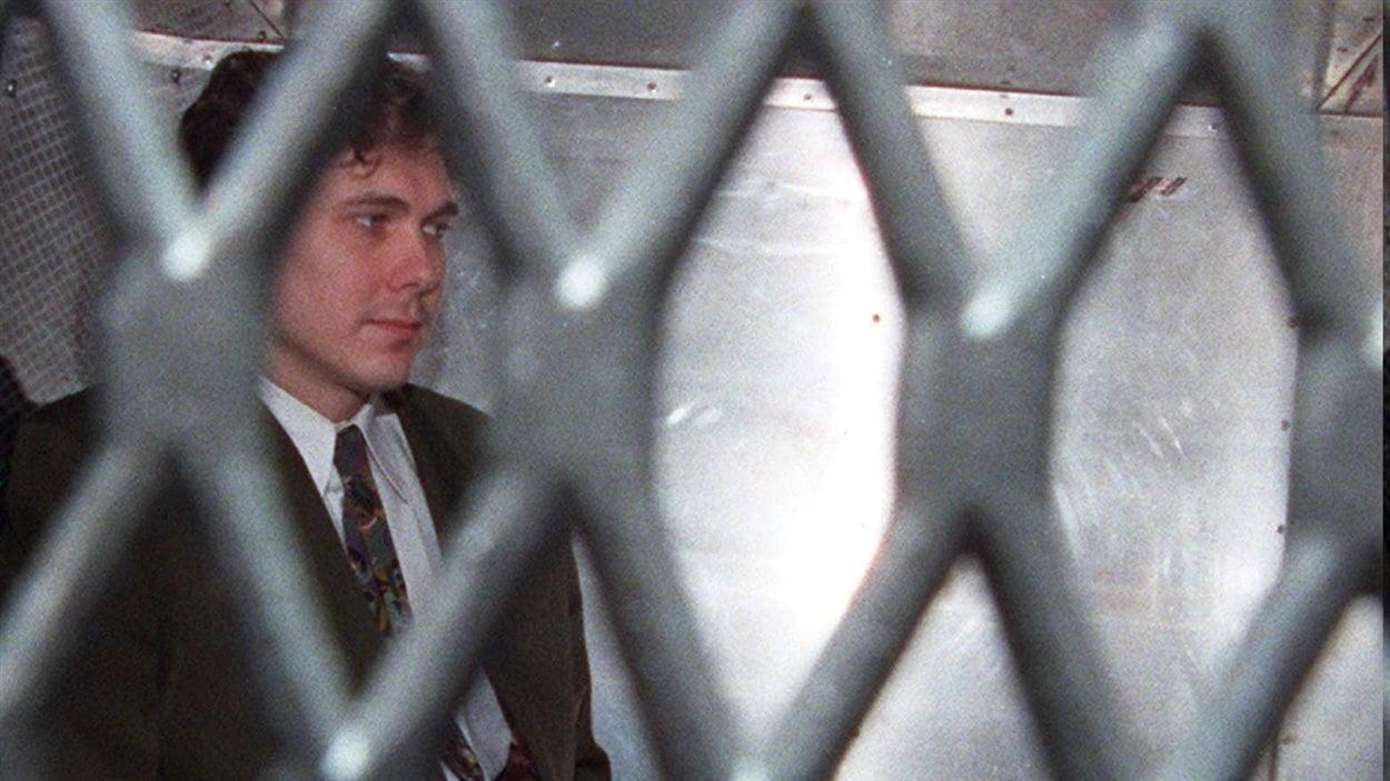 Le meurtrier Paul Bernardo