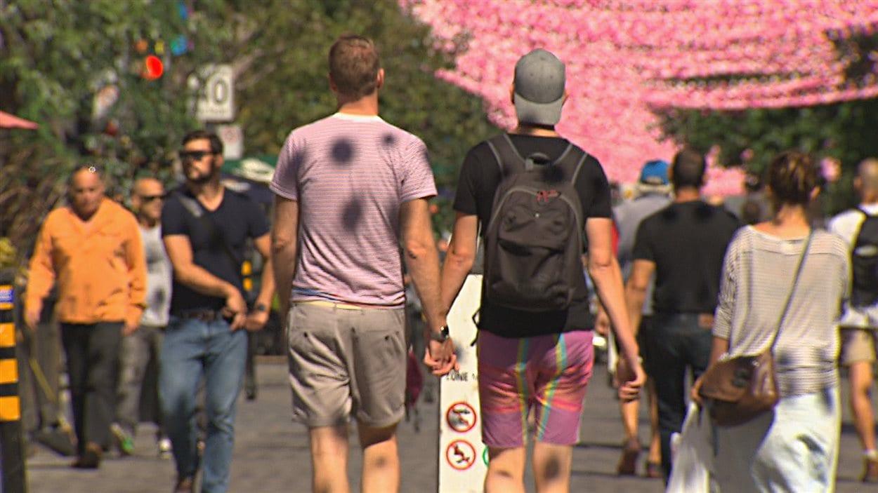 Selon Statistique Canada, les homosexuels sont deux fois plus susceptibles d'être victimes de violence conjugale que les hétérosexuels.