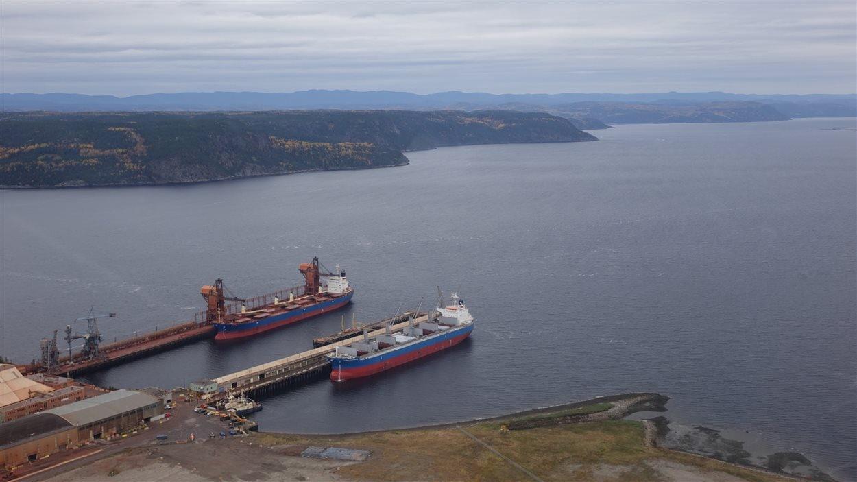 Le piètre état des brise-glaces de la Garde côtière compromet le commerce sur le Saint-Laurent