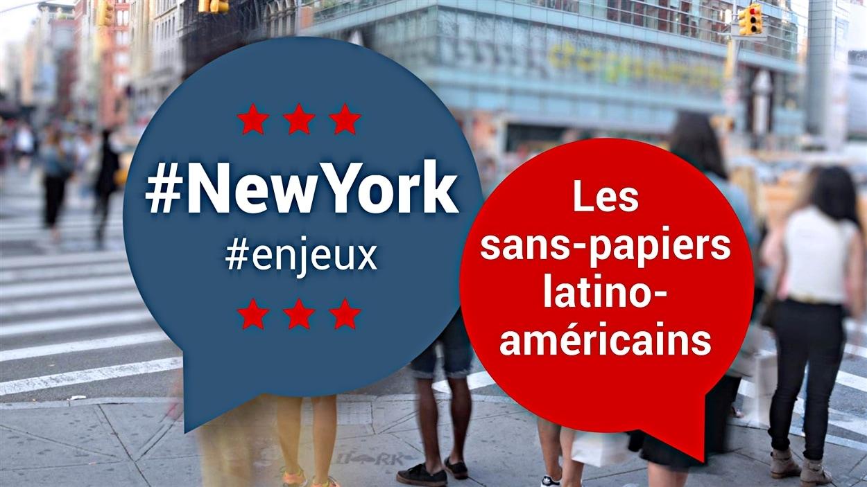 Les sans-papiers latino-américains, ces oubliés de la campagne