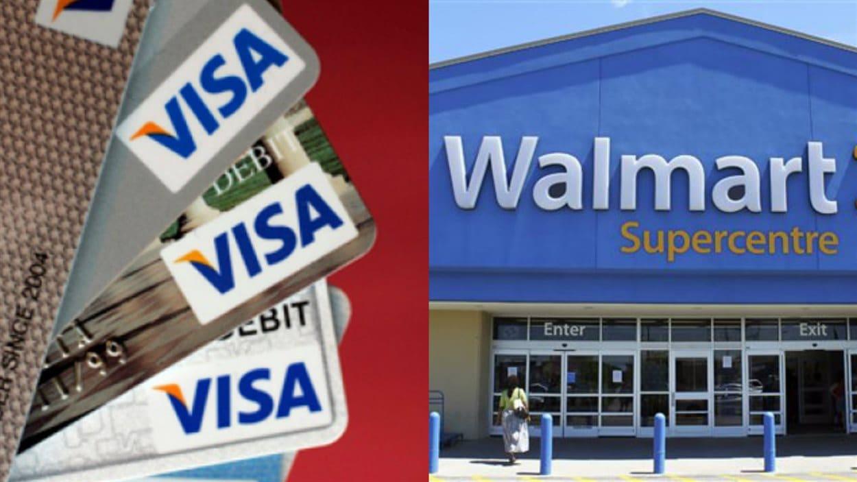 A Coup De 10 Visa Encourage Les Manitobains A Eviter Walmart