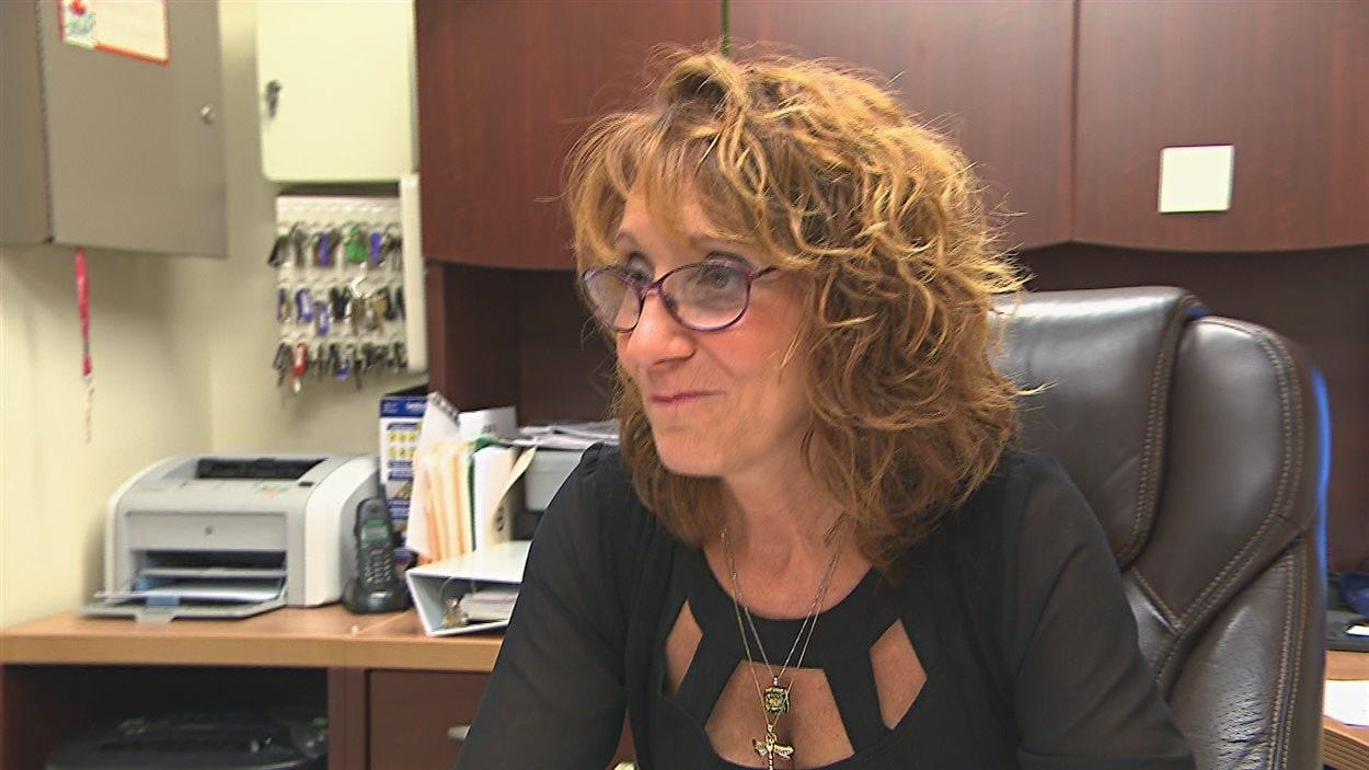Lucie Desrosiers, directrice générale de la Résidence Murray