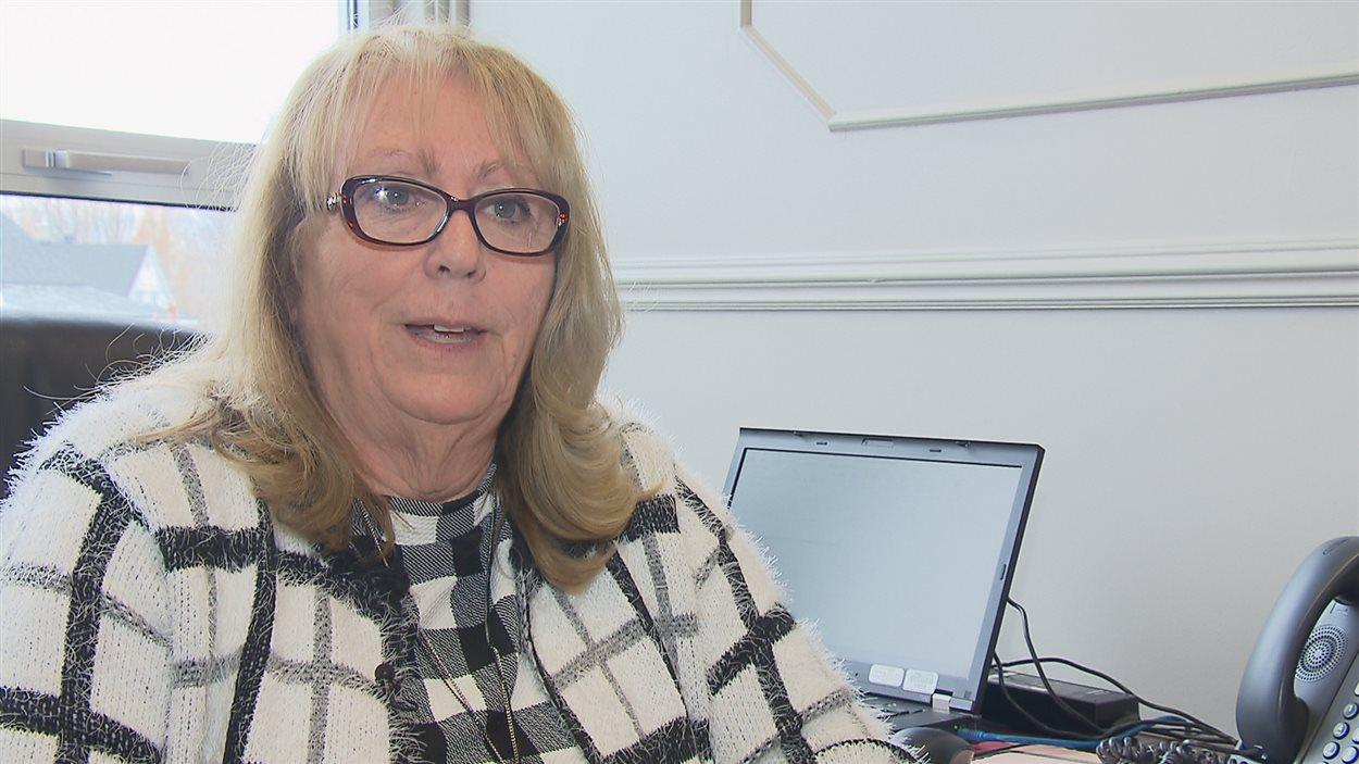 Marlene Demers, directrice de l'école Barabé-Drouin