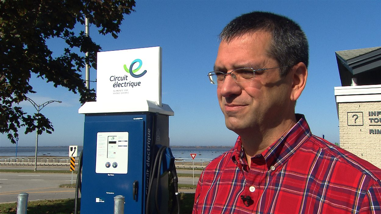 Daniel Brazeau estime avoir fait un achat écologique.
