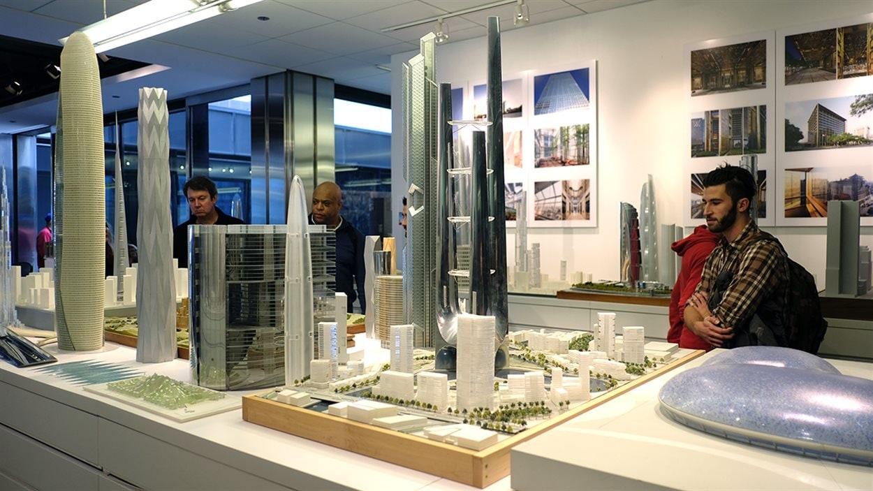 L'utilisation de la réalité virtuelle et de la réalité augmentée dans les bureaux de la firme d'architectes AS+GG de Chicago