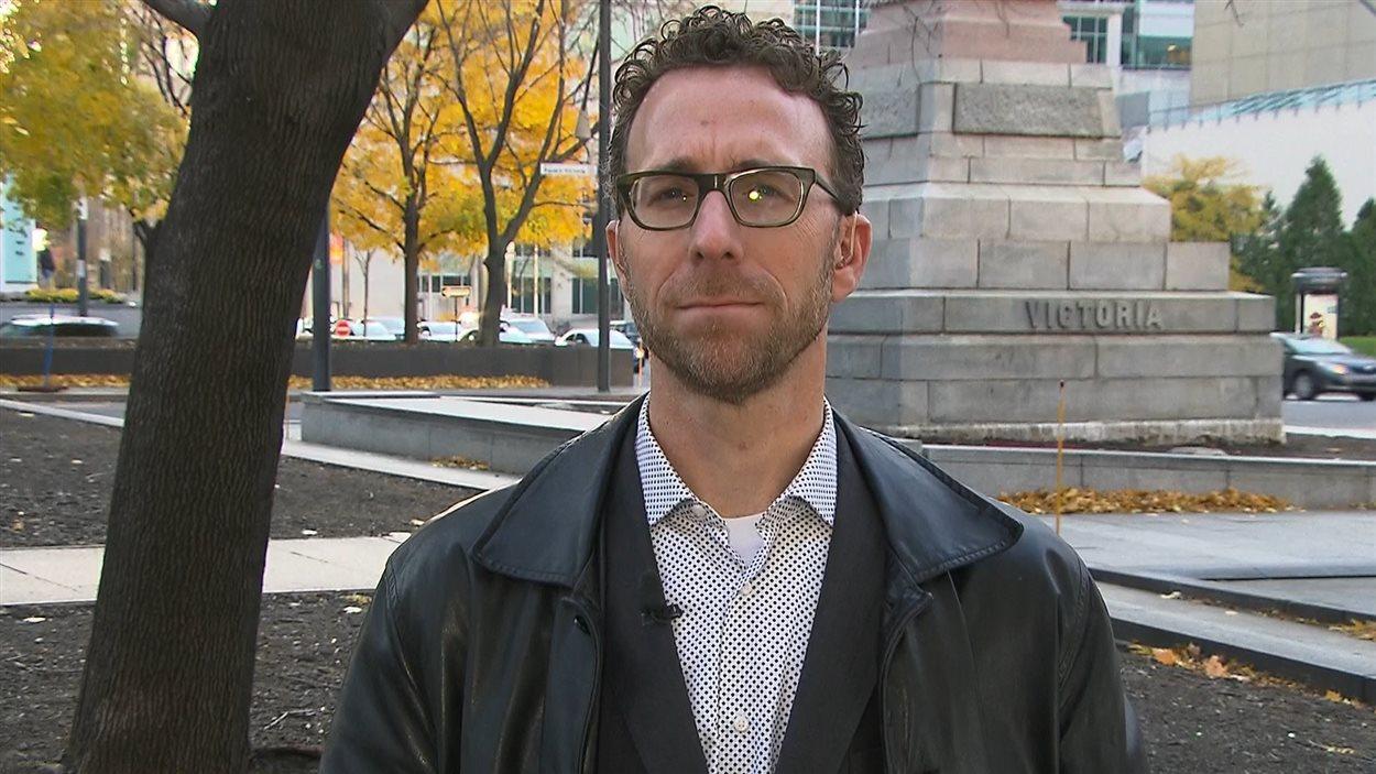 Marc-André LeChasseur, avocat en droit municipal et en droit immobilier