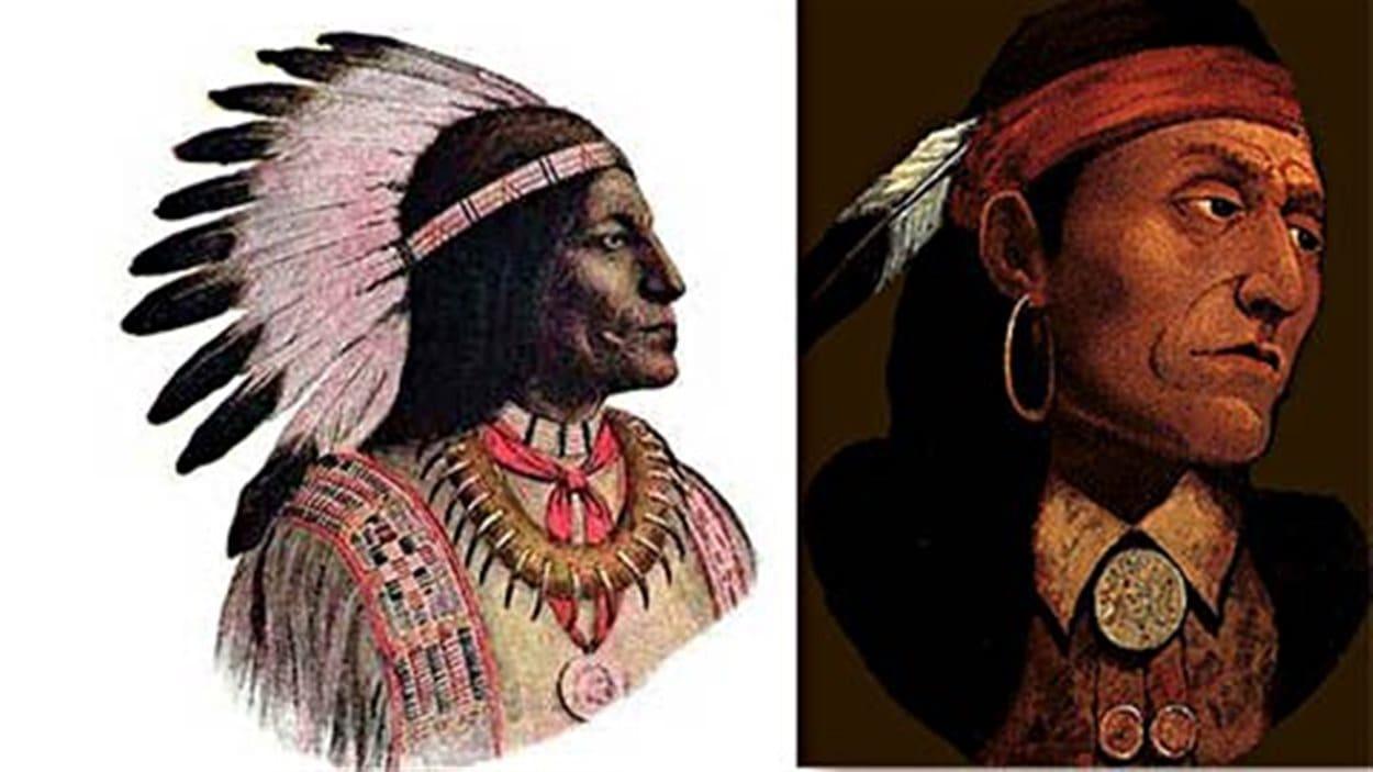 Pontiac a créé une confédération pour protéger les Amérindiens de l'envahisseur anglais.