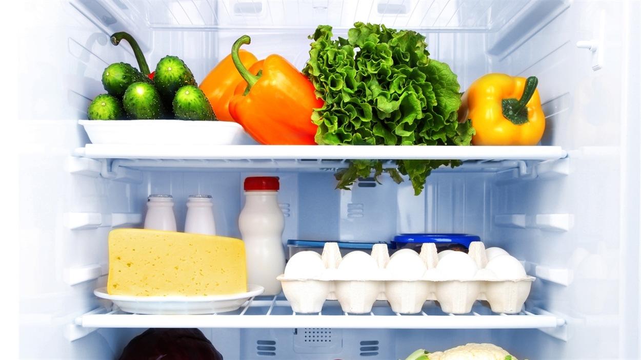 Le réfrigérateur n'est pas le meilleur endroit pour ranger tous les types d'aliments, selon Lesley Chesterman.