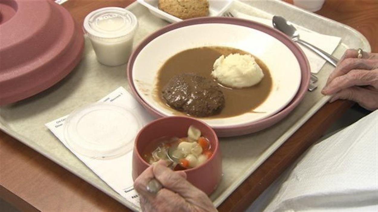 De nouveaux plats seront offerts dans les CHSLD de la Capitale-Nationale et de Chaudière-Appalaches.