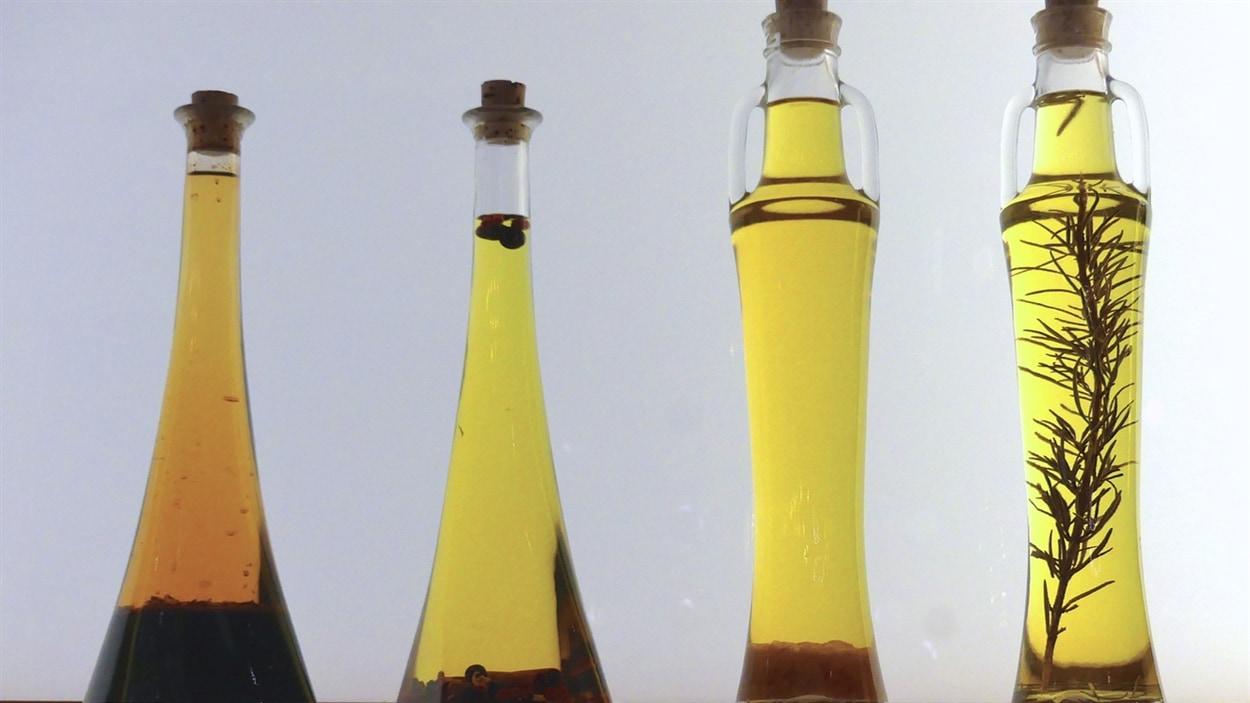 Ces huiles d'olive sont-elles authentiques ou fausses? La fraude alimentaire a été l'une des grandes questions de 2016, selon Lesley Chesterman