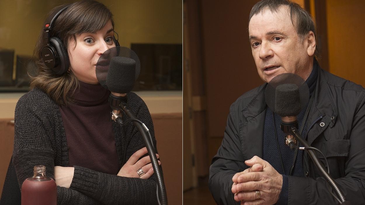 Sonia Cordeau et André Ducharme