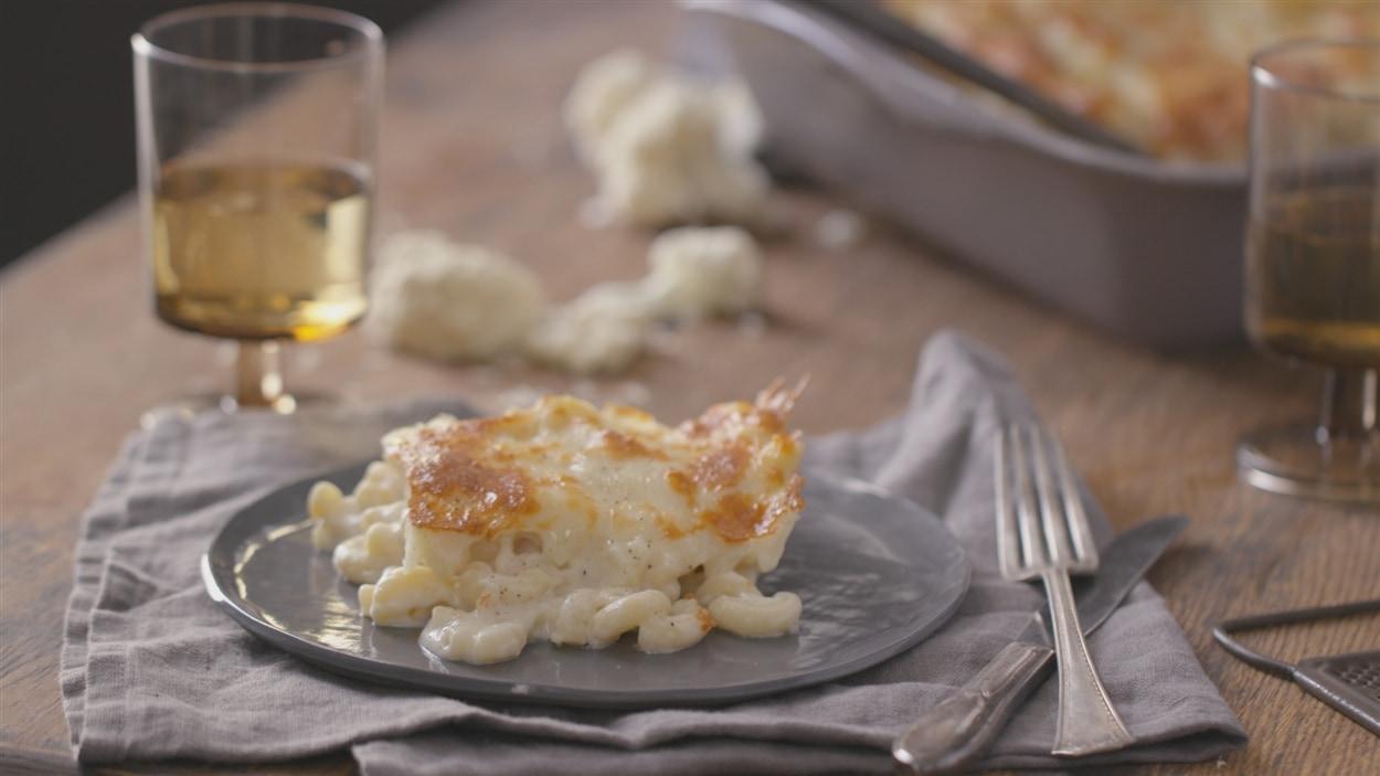 Macaroni au fromage