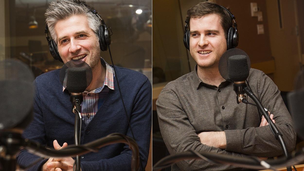 Olivier et Julien Niquet