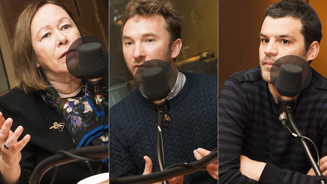 Irène Théry, Mathias Théry et Étienne Chaillou