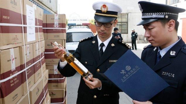 加拿大酒商张忠楠在中国被秘密审判
