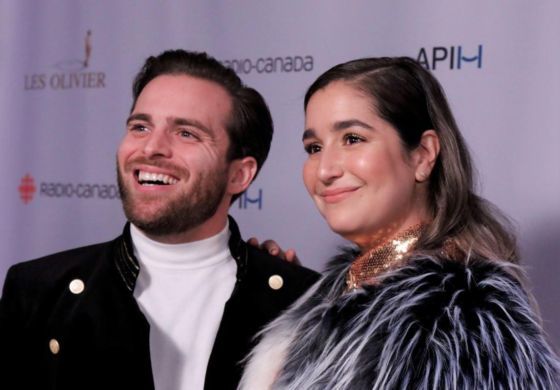 Dave Morgan et Mariana Mazza