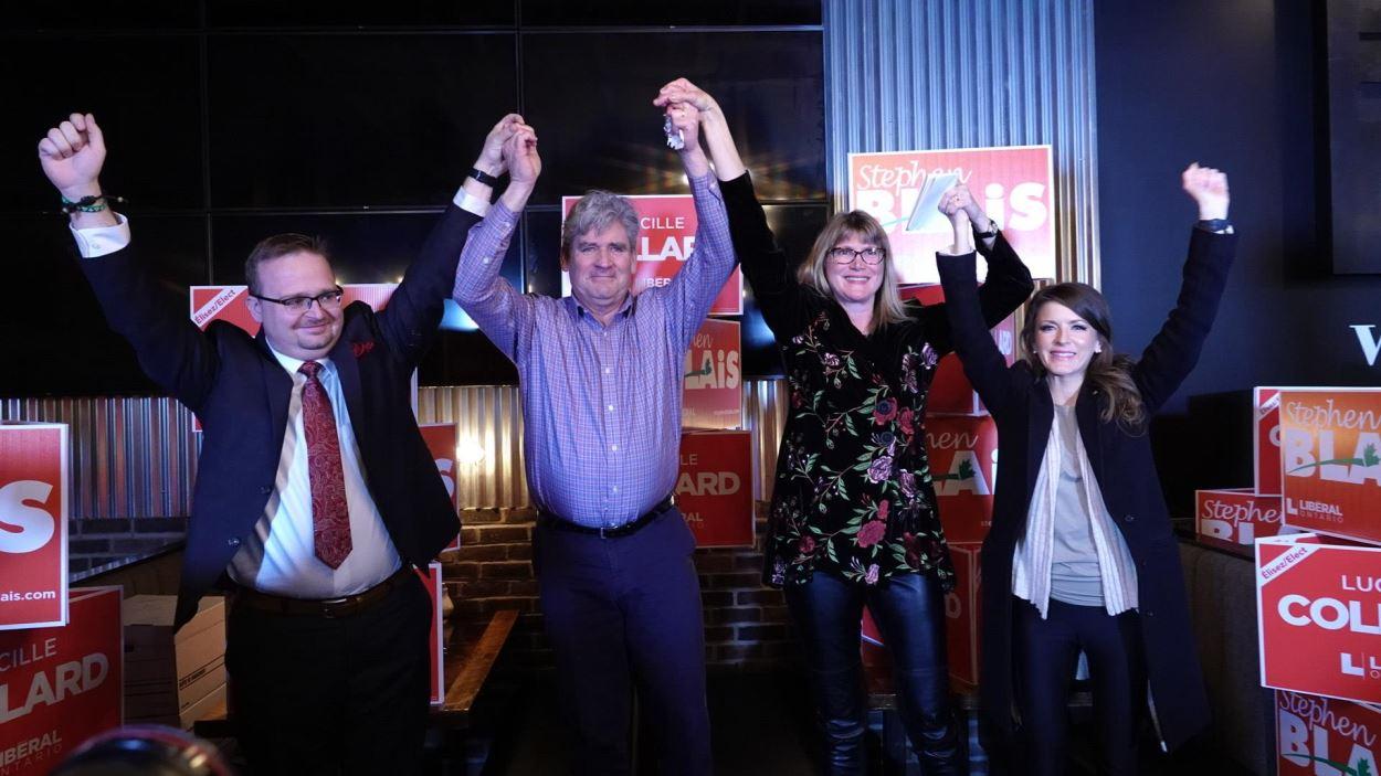 Après une longue période de réflexion, Amanda Simard rejoint les rangs du Parti libéral de l'Ontario, en janvier 2020. En conférence de presse, elle soutient que sa décision n'a pas été prise à la légère. « Ceux qui me connaissent le savent : j'ai toujours été fiscalement responsable et socialement progressiste, au centre, pragmatique », se défend-elle.