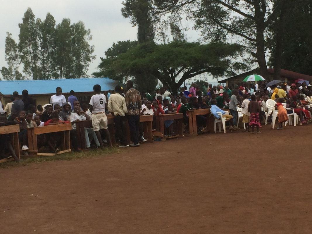 La communauté de Kiziguro
