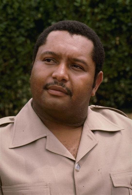 Jean-Claude Duvalier en 1980.