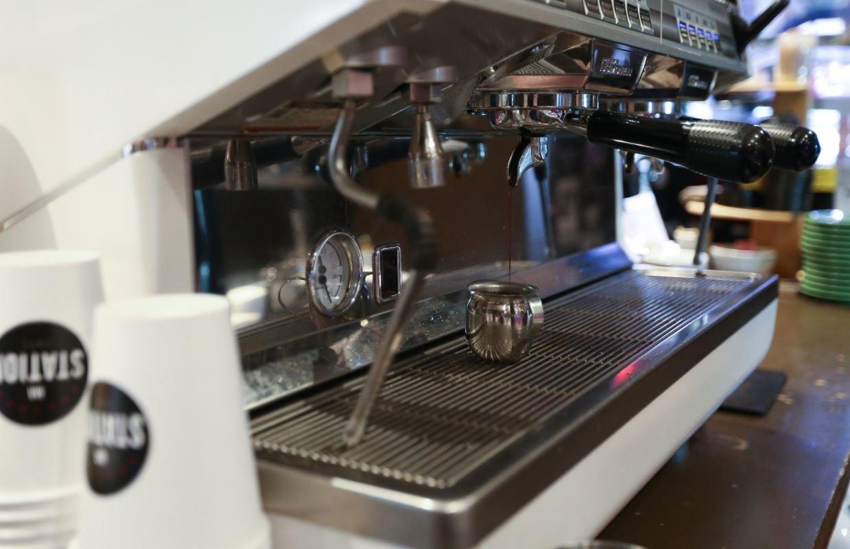 L'espresso pour le chili.