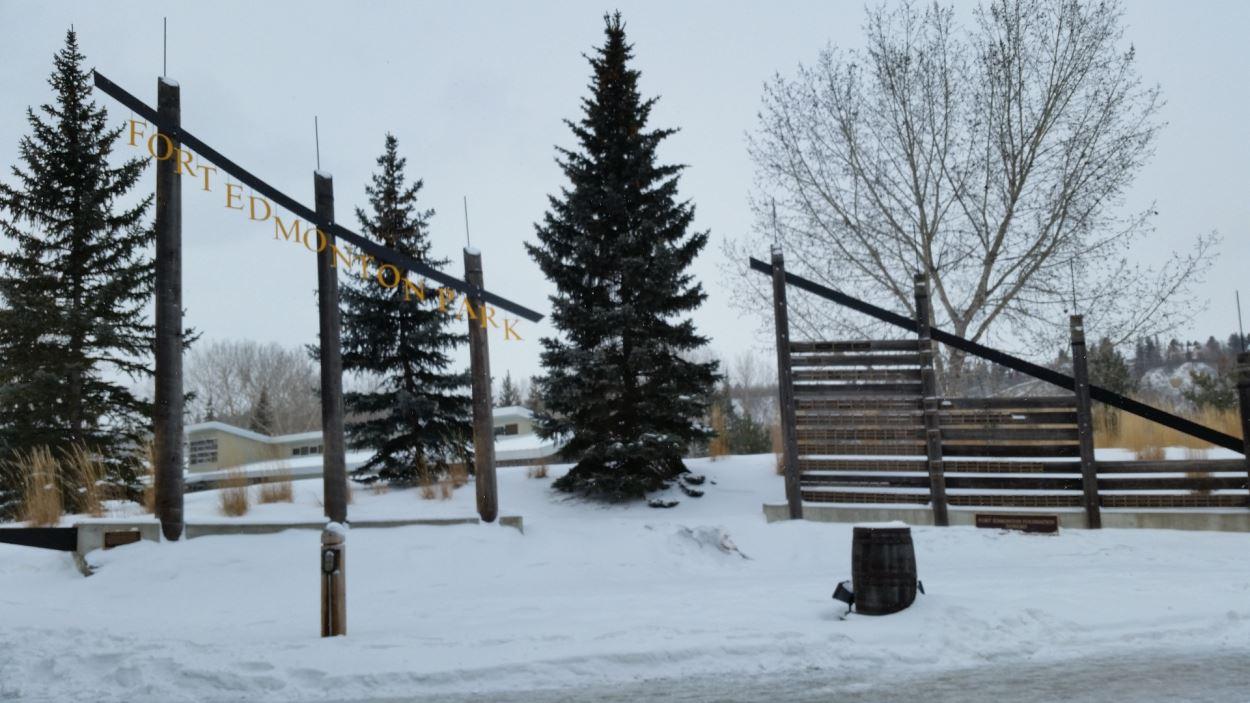 Parc Fort Edmonton