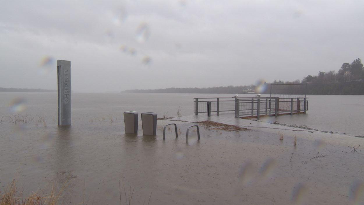 Inondations à Gatineau