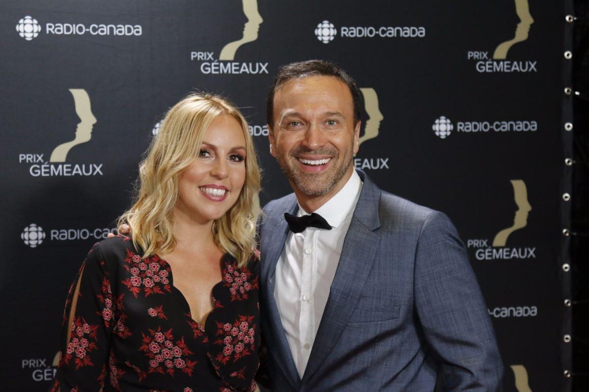 Emilie Cerretti et Joël Legendre