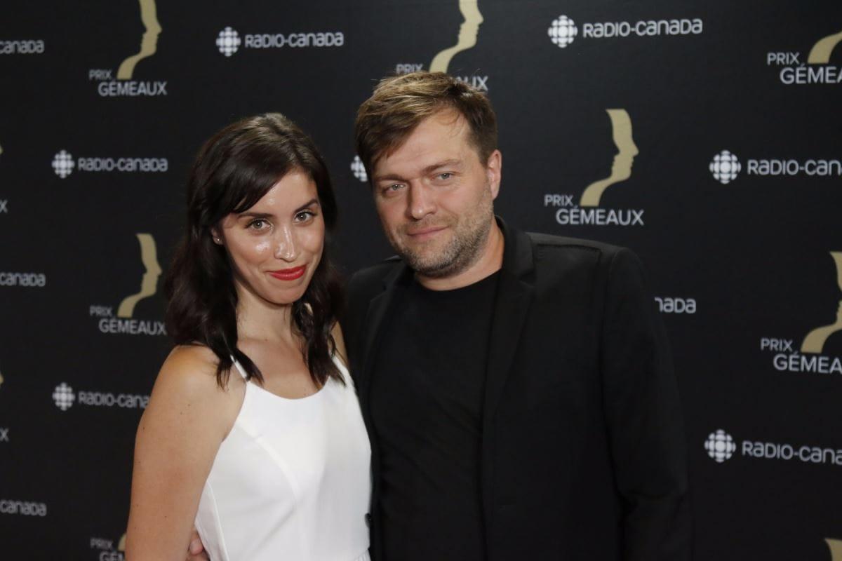 Emmanuelle Gilbert et Rafaël Ouellet