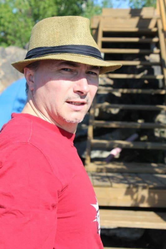 Tom Leduc, troisième poète officiel du Grand Sudbury.