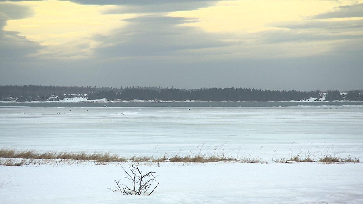 L'île est baignée dans le golfe du Saint-Laurent