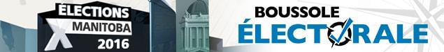 Élections Manitoba 2016 : Boussole électorale
